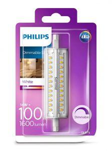R7S - Philips LED Pære 14W - 1600lm (Lyskilder)
