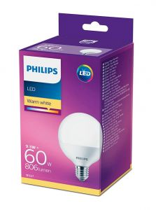 E27 - Philips LED Pære 9.5W - 806lm (Lyskilder)