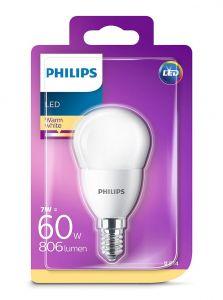 E14 - Philips LED Pære 7W - 806lm (Lyskilder)