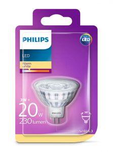 GU5.3 - Philips LED Spot 3W - 230lm (Lyskilder)
