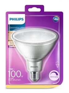 E27 - Philips LED Spot 13W - 1000lm (Lyskilder)