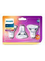 GU10 - Philips LED Spot 4W - 230lm 3-pak (Lyskilder)