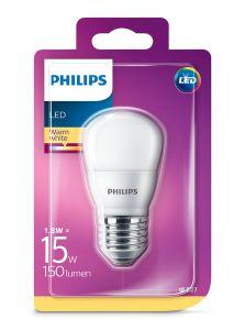 E27 - Philips LED Pære 1.8W - 150lm (Lyskilder)
