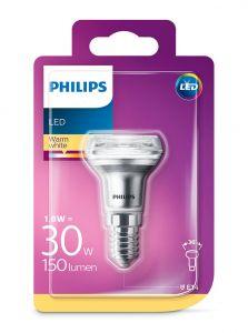 E14 - Philips LED Spot 1.8W - 190lm (Lyskilder)