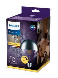 E27 - Philips LED Pære 8W - 700lm (Lyskilder)