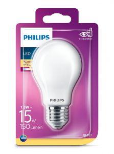 E27 - Philips LED Pære 1.5W - 150lm (Lyskilder)