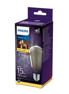 E27 - Philips LED Pære 2.3W - 136lm (Lyskilder)