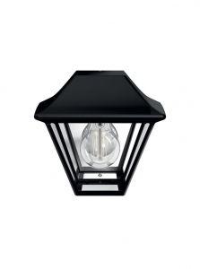 Philips myGarden Alpenglow Væglampe Sort
