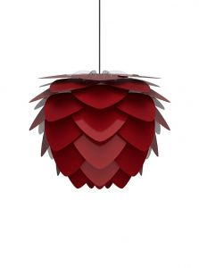 UMAGE Aluvia Pendel - Mini - Rød