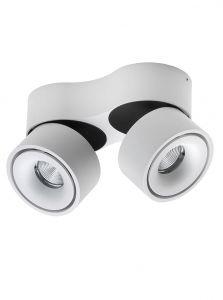 ANTIDARK - EASY W2100 Væg-/Loftlampe - Hvid