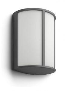 Philips myGarden Stock Væglampe LED Antracit