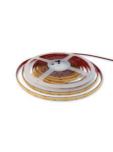 HiluX COB LED Bånd COB - 1300lm - IP21 - 2700K - 24V - CRI:95 - 5m