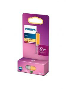 G9 - Philips LED Pære 3.5W - 380lm
