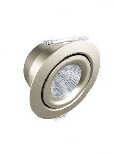 HiluX D3 Gen2 LED Spot 4,2W - Ra97 - 430LM - 3000K - Børstet
