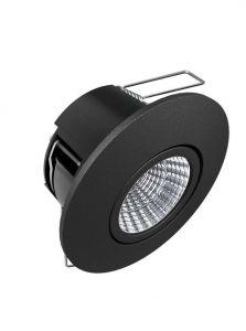 HiluX D6 LED Spot 2700K - Sort (Full Spectrum) - Udendørs