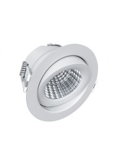 HiluX DZ8 ZigBee Indbygningsspot - Tunable White - Hvid