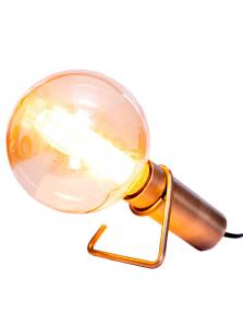 Halo Design - Hook Bordlampe - Antik-messing Ø4,5cm