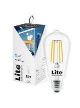 E27 - Lite Bulb Moments - Filament Edison -  White Ambiance