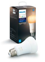 Philips Hue Ambiance LED pære - E27 Hvid - BT