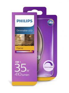 Philips Kerte LED - 5W