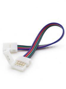 RGB Color LED SmartClip dobbelt stik
