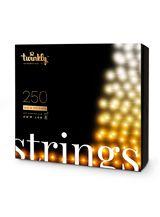 Twinkly Strings Lyskæde - Gold Edition - AWW - 20 m- 250 Lys